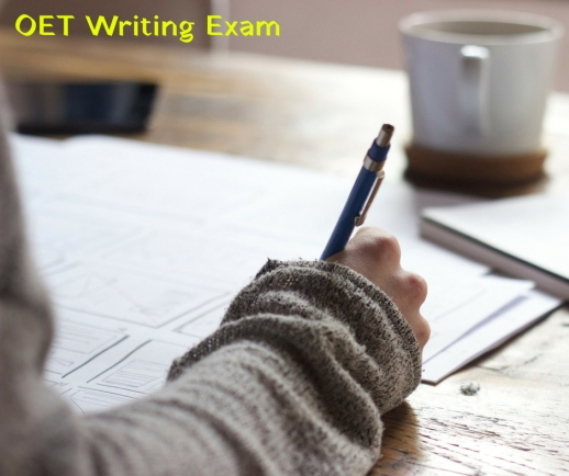 OET Writing Exam